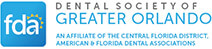 Dental Society of Greater Oralando logo