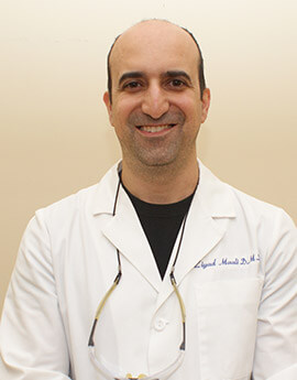Head shot Dr. Ziyad Maali